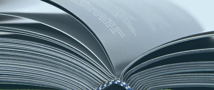De presentatie van geprinte documenten