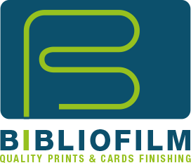 Bibliofilm quality prints & cards finishing